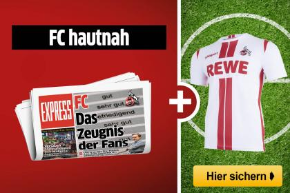 1.FC Köln Trikot Print