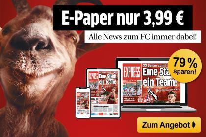 FC Angebot E-Paper Flex 3,99 €