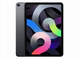 iPad Air 2020, 64 GB, Wi-Fi, spacegrau