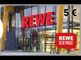 5 € REWE-Gutschein