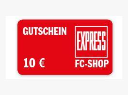 EXPRESS SHOP 10,00 Euro