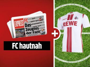 24 Monate gedruckt lesen + Heimtrikot des 1. FC Köln