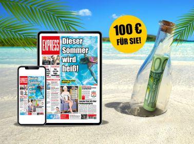 24 Monate täglich lesen + 100 € geschenkt